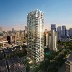 First tall tower proposed for West End south of Davie since community plan approved