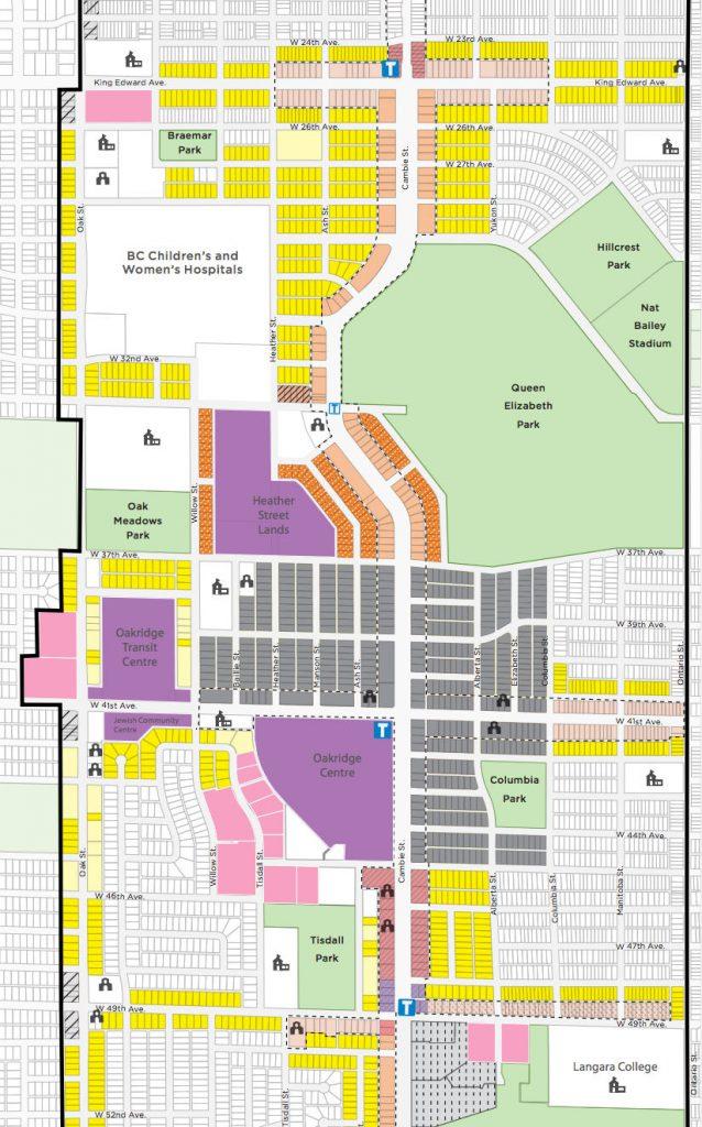 Cambie Corridor rezoning phase three