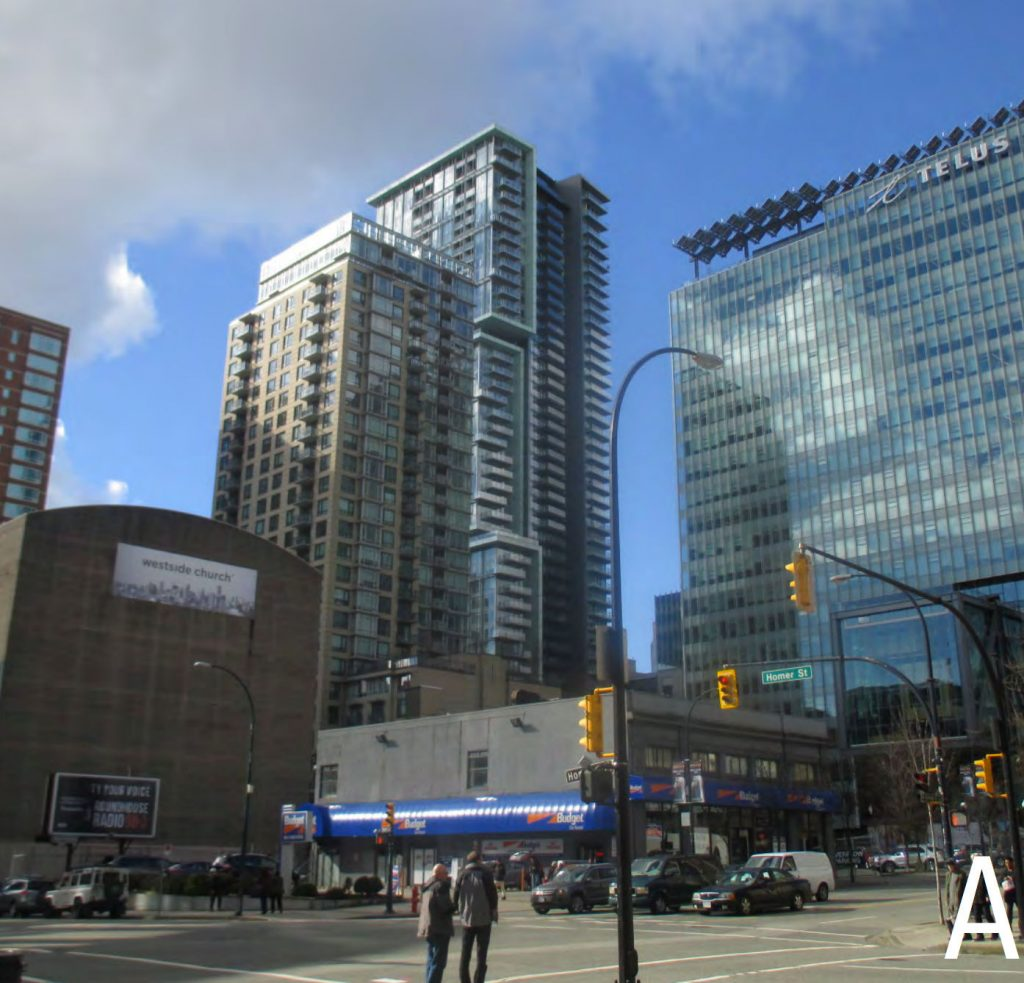 Downtown Vancouver: New Renderings Of Stacked Cube Office Tower At 400 W