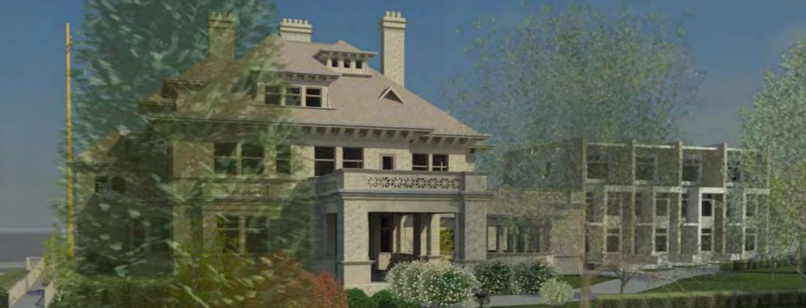 Iconic Gabriola House mansion to be converted into rental apartments