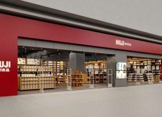 MUJI Metrotown store opening