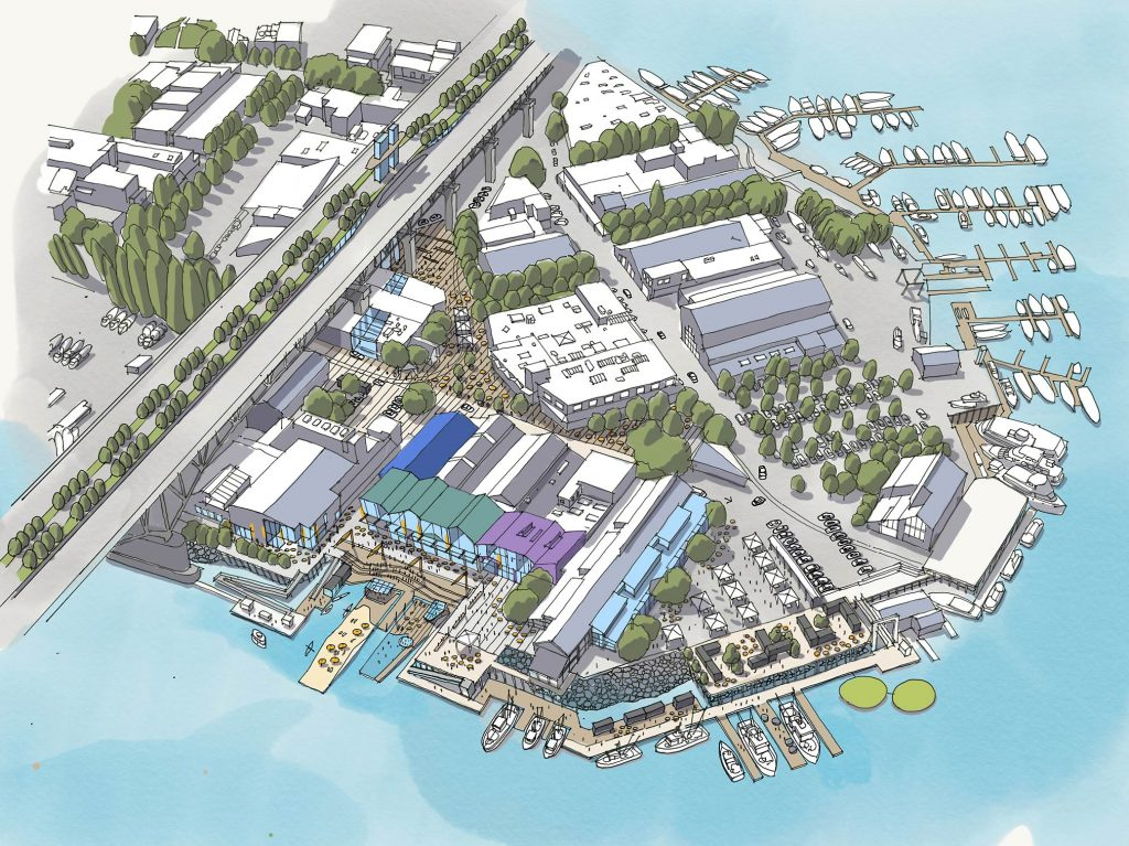 Granville Island expanded Public Market