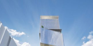 1133 Melville office tower design
