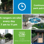 Park Board increases safety patrols in Andy Livingstone Park