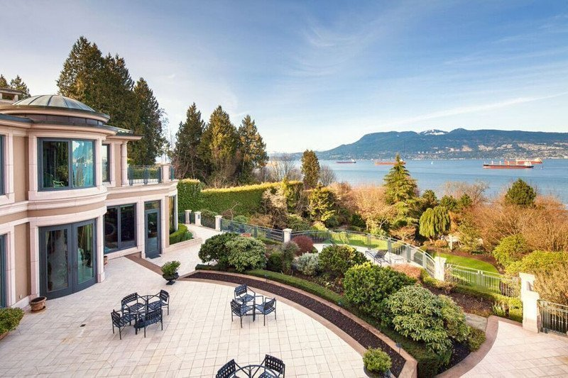 Vancouver's most expensive listing ever hits the market at M