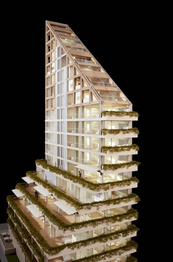 Terrace House rendering