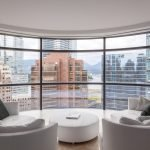 Ultramodern suite at Jameson House goes on the market
