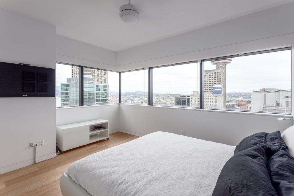 Jameson House bedroom view