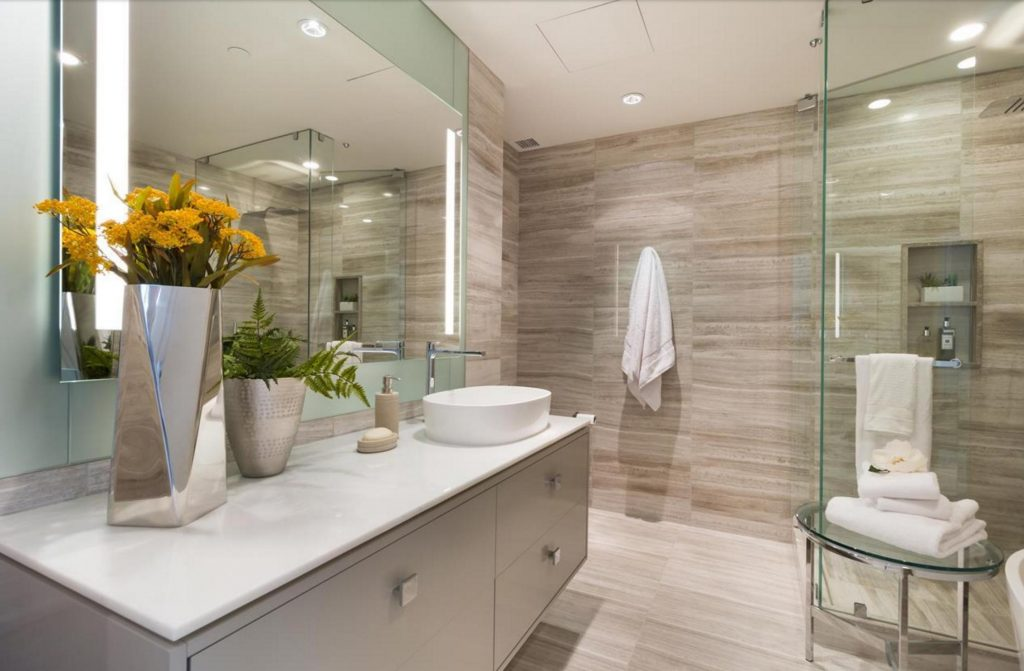 Trump Tower Vancouver listing - bathroom