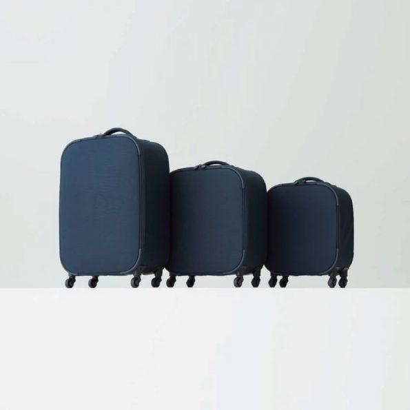 Luggage set.