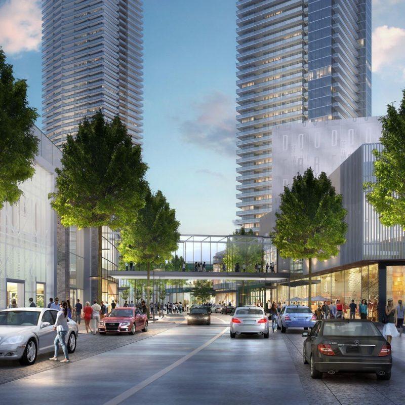 Brentwood Boulevard rendering