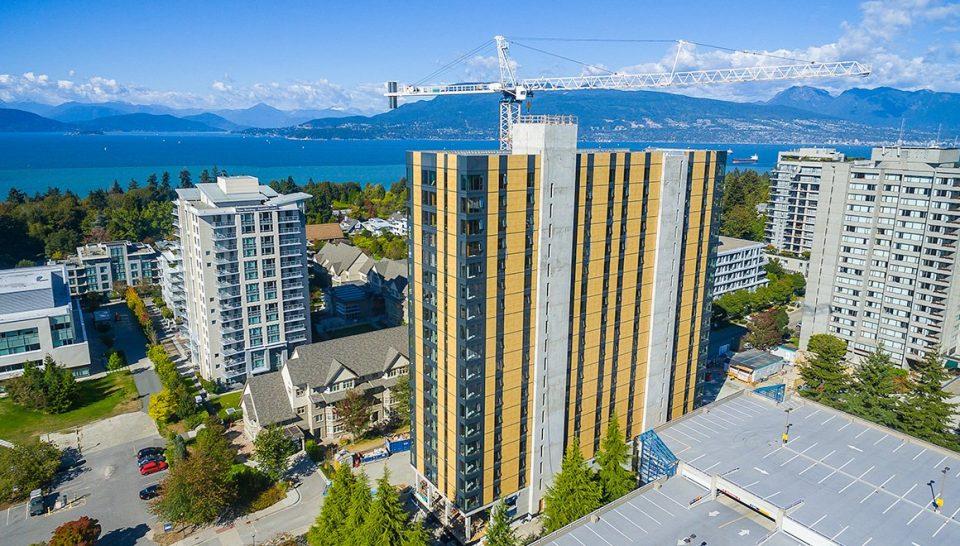UBC Tall Wood Building