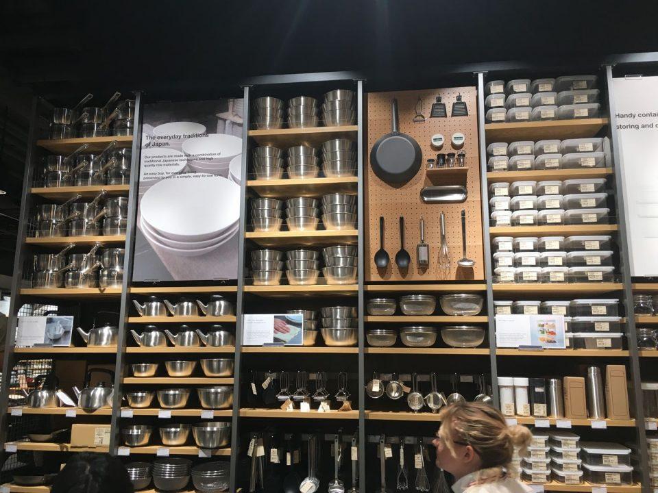 MUJI Kitchen ware