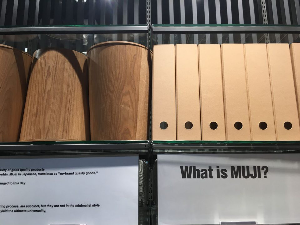 What is MUJI?