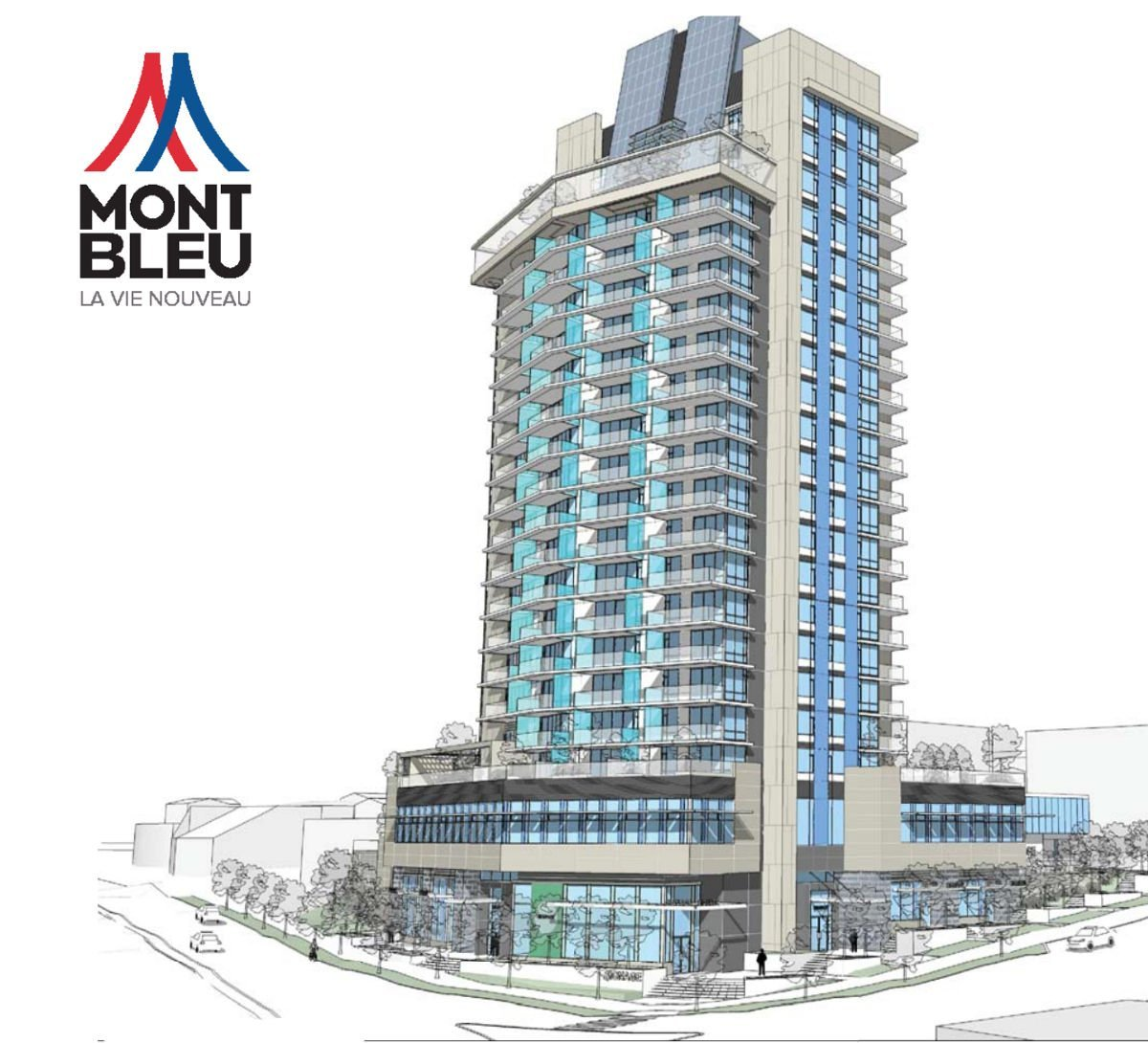 Coquitlam's Maillardville gets its first condo tower: Mont Bleu
