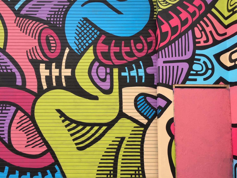50 new murals showcased at annual vancouver mural festival for Mural festival