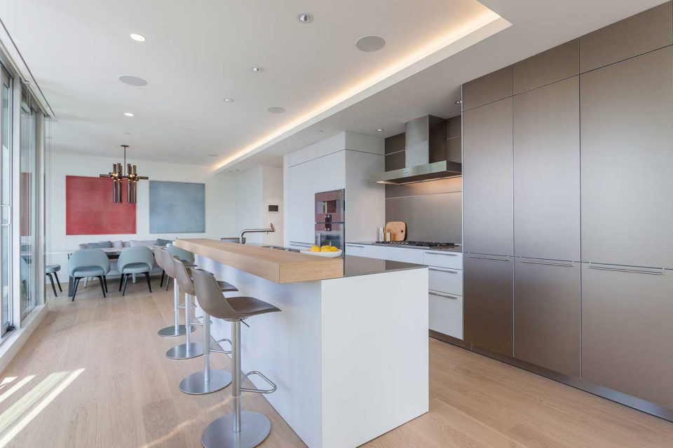 1245 Harwood Vancouver kitchen