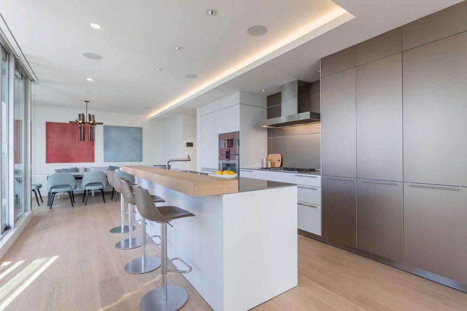 1245 Harwood Vancouver kitchen