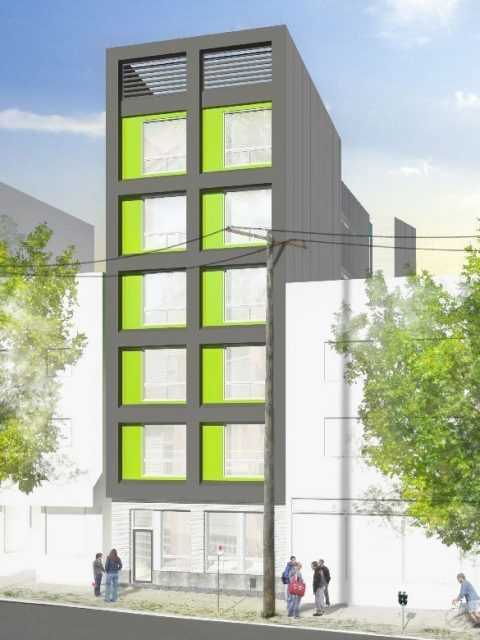 Affordable rental housing proposed for eastern edge of Gastown