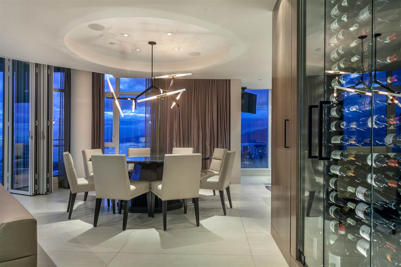 Yaletown Sky Home At The Mark An Entertainer S Dream