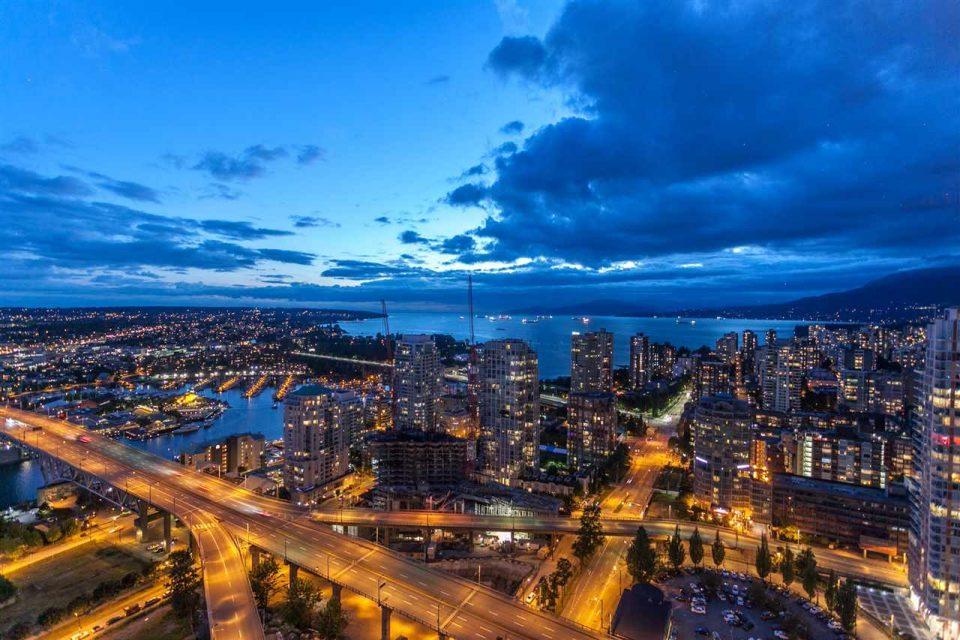 1372 Seymour Penthouse view