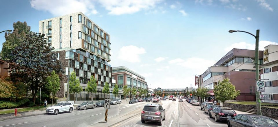 Condos, rental apartments coming to Broadway and Commercial Drive