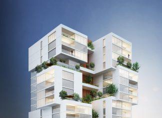 Tower rendering