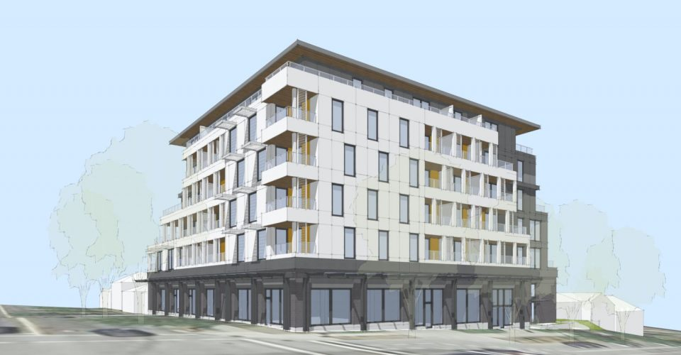 7/11 at Rupert and East 22nd to be replaced by rental apartments