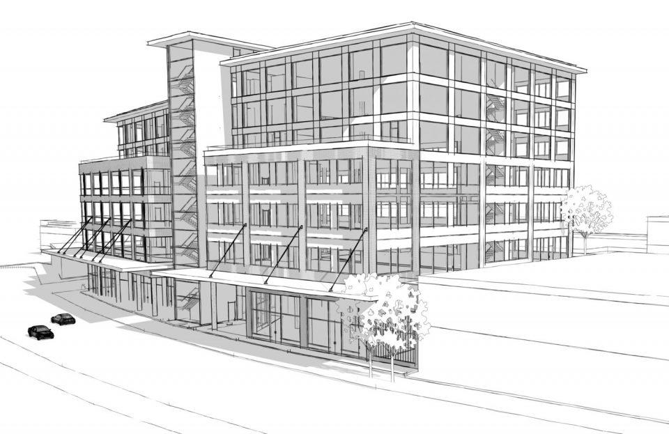 450-494 Railway Street rendering