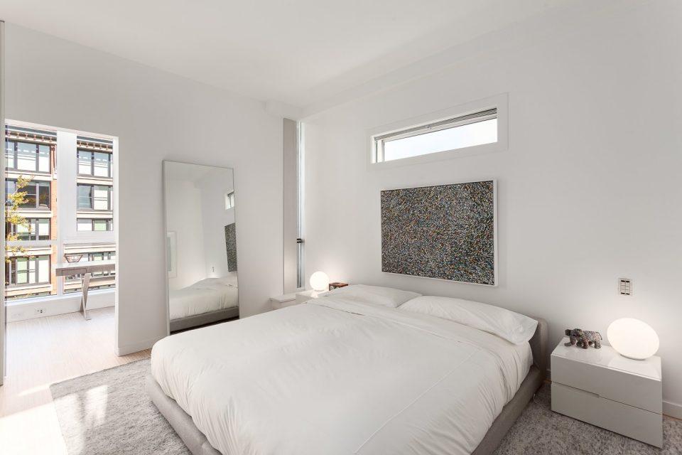 701-36 Water Street Terminus master bedroom