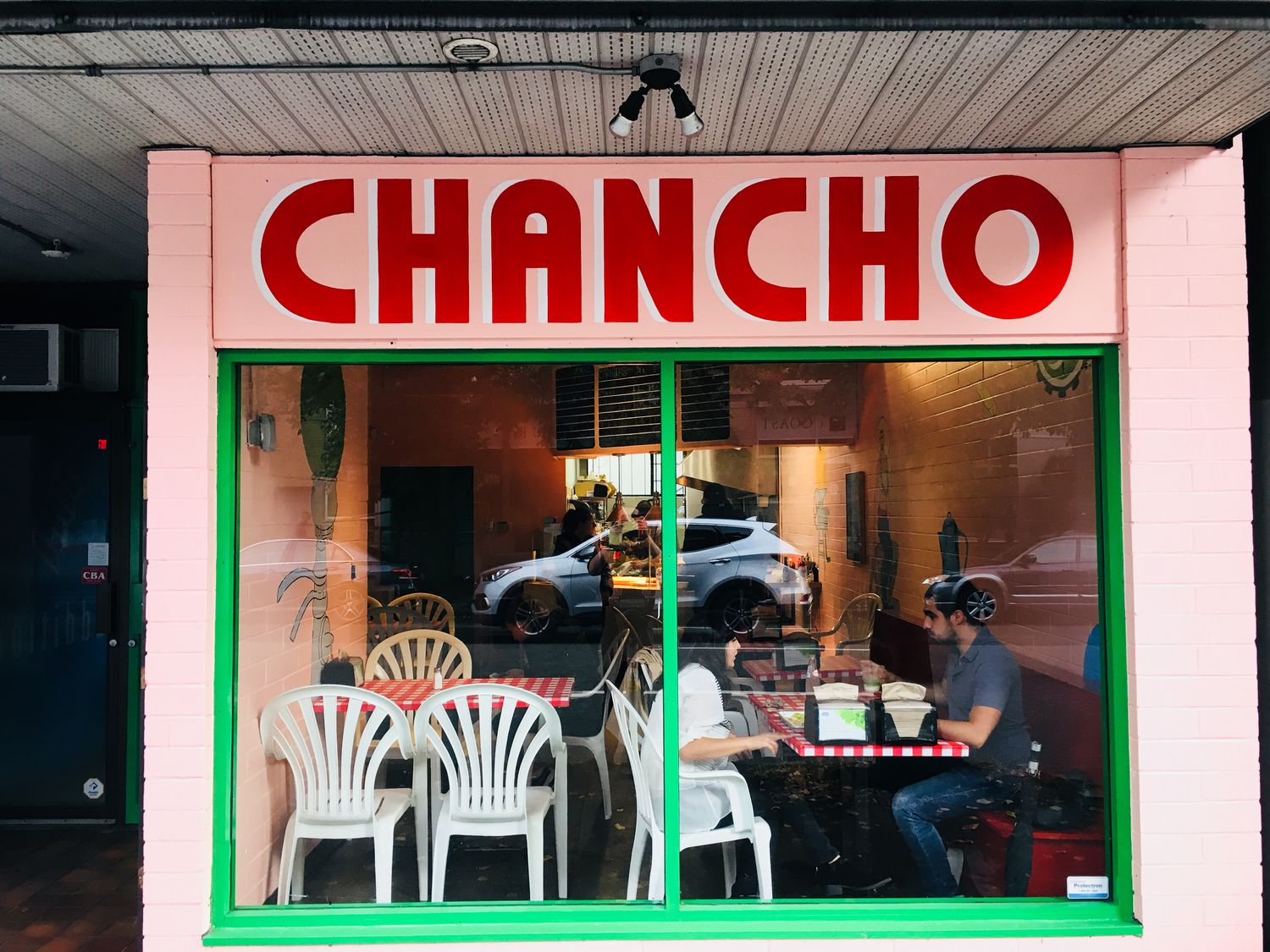 Chancho Mexican restaurant