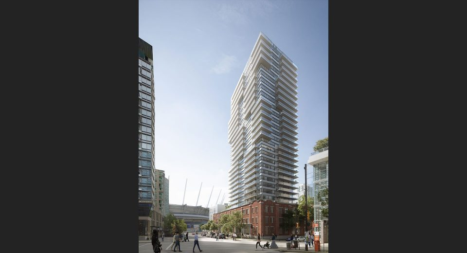 150 Robson Amacon October 2017 rendering Robson