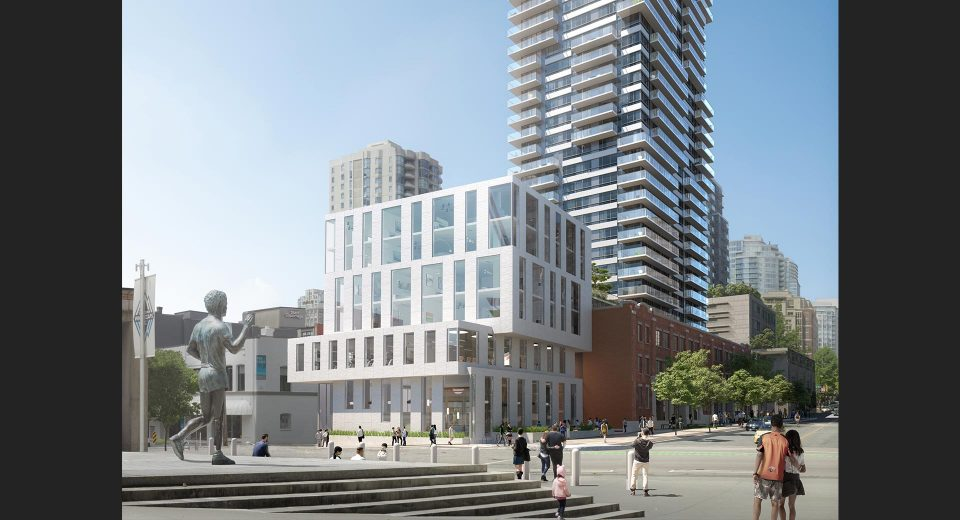 150 Robson Amacon October 2017 rendering Beatty