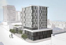 1506 West 68th Avenue rendering linear