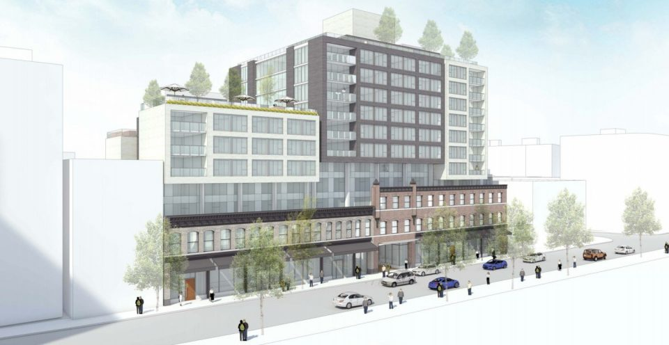 33 West Cordova previous proposal 2016