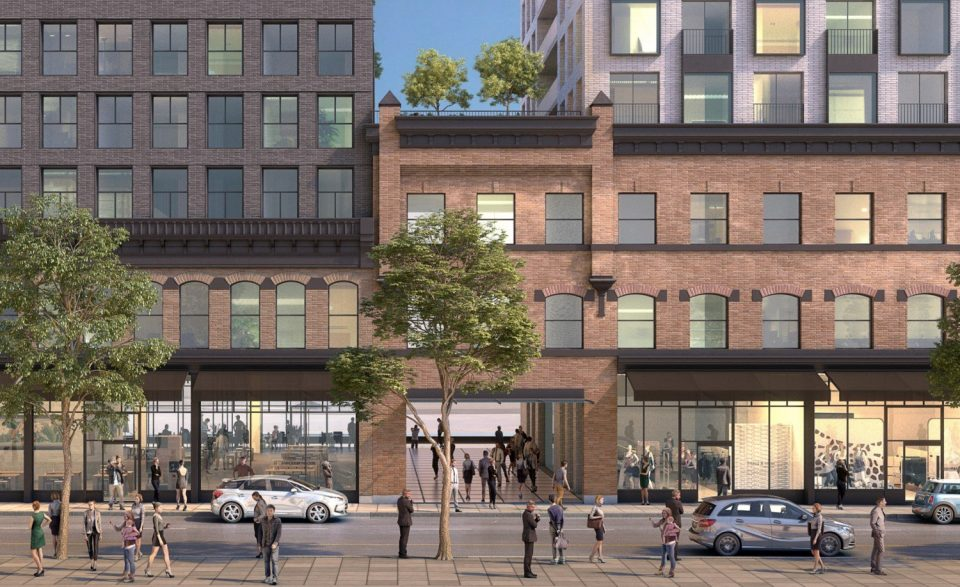 33 West Cordova revised proposal Mews