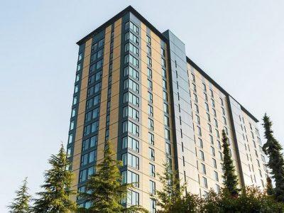 UBC Brock Commons Tall Wood Building