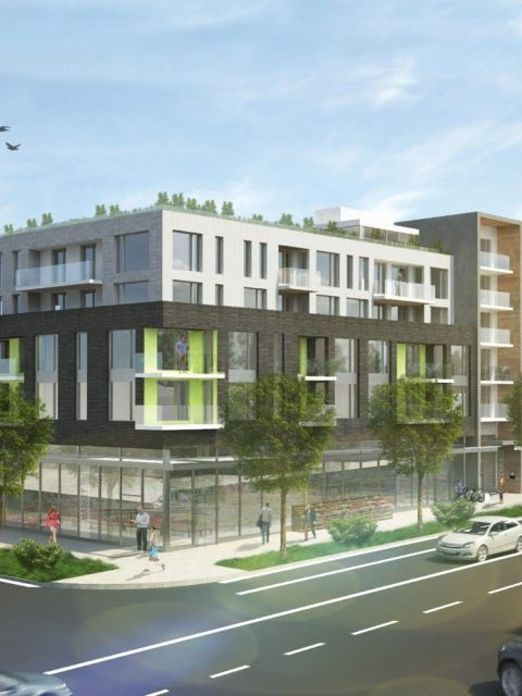 New home for Chong Lee Market, rental apartments proposed