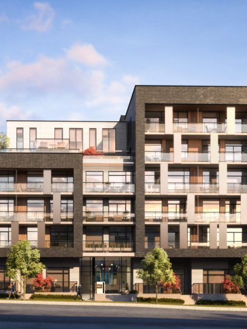 8888 Osler, a new project next to Coast Vancouver Airport Hotel