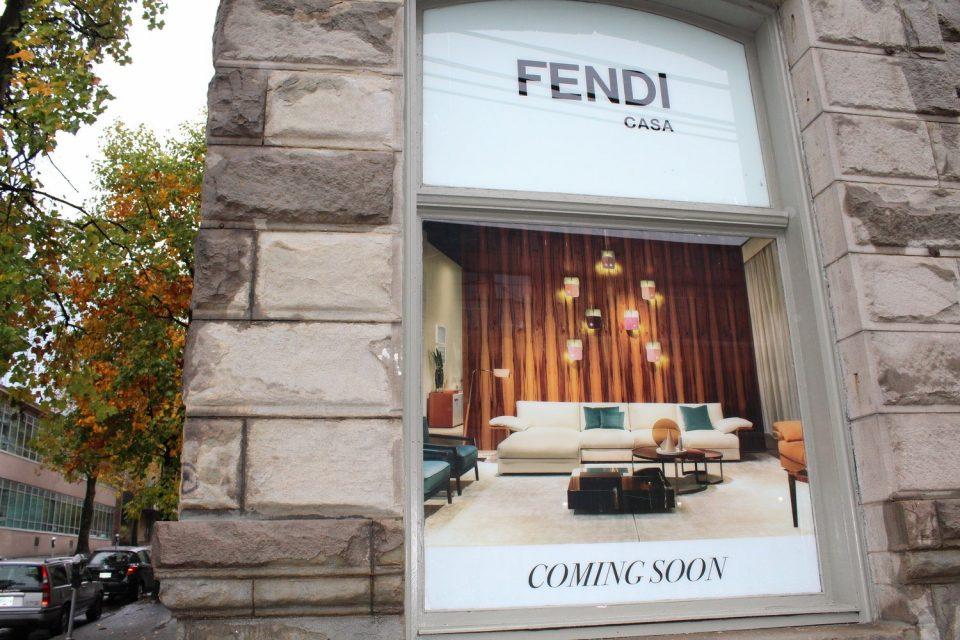 Fendi Casa Vancouver