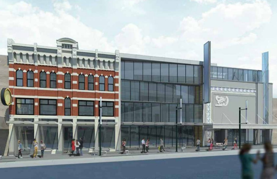 Granville 7 CBRE retail space for lease