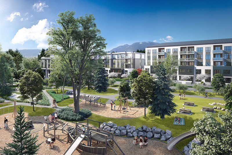 $100M condominium development on Moodyville Park breaks ground