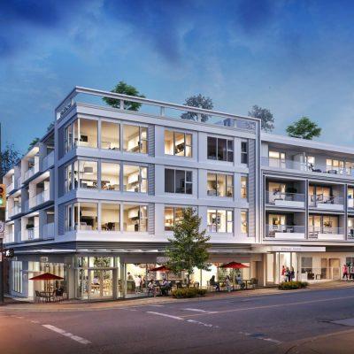 Midtown Central rendering
