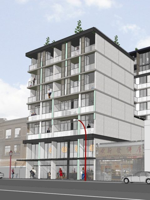 Keefer Gardens in Chinatown readies for date with development permit board