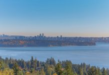 503 3315 CYPRESS PLACE West Vancouver skyline view