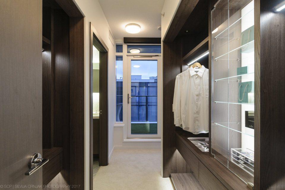 68 Smithe Street closet