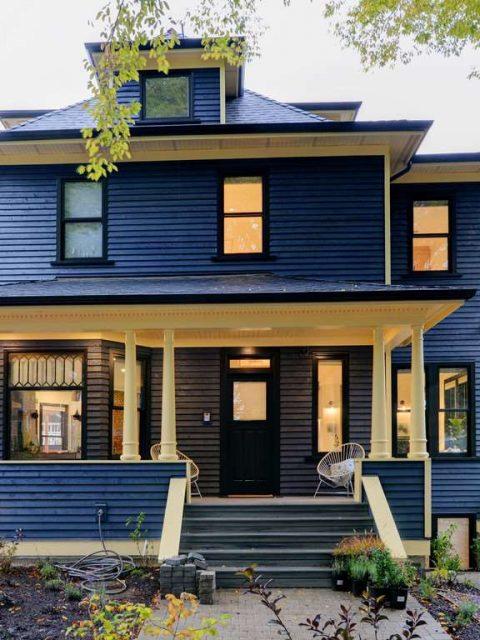 Exterior home 616 Princess Ave Strathcona