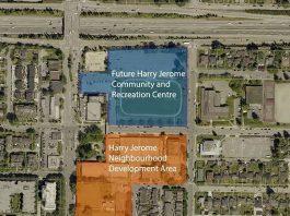 Harry Jerome Site North Vancouver rec centre