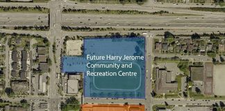 Harry Jerome Site North Vancouver rec centre