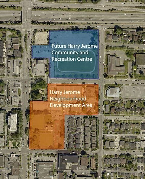 Developer selected for new Harry Jerome rec centre in North Van